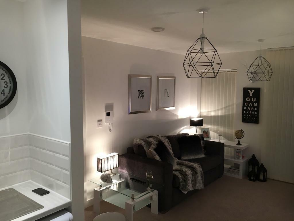 1 Bed Furnished Apartment To Rent In Salford Quays Area