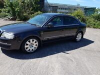 2006 SKODA SUPERB AUTOMATIC ELEGANCE V6 TDI DIESEL LIMITED EDITION TOP OF RANGE