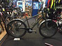 """Revolution Pathfinders Nexus Hybrid Hub Gear Bicycle Bike – Green 18"""""""
