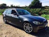 LOOKING FOR OFFERS AROUND £5000 MAKE A OFFER?? BMW 330D M-SPORT TOURING ESTATE AUTOMATIC