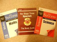 Key Stage Three Study Guides