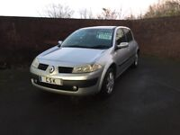 Renault Megane 1.5 dci,very economical,£30 a year Road tax