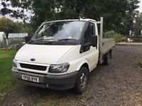 Ford transit dropside truck for sale