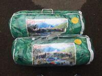 luxury sleeping bags 52oz