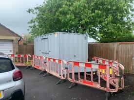 Welfare Unit (Mobile) - FOR HIRE (GLOUCESTERSHIRE)
