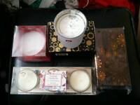 Great for Xmas presents - Multiple candle gift sets