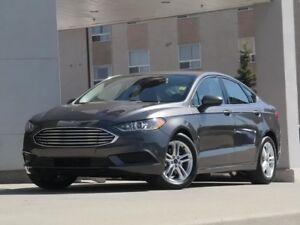 2018 Ford Fusion SE 2.5L FWD