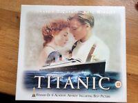 Titanic Video/Collectors Item