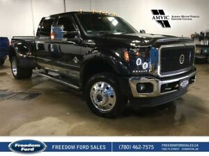 2015 Ford Super Duty F-450 DRW Leather, Sunroof