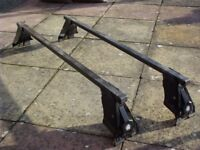 ROOF RAILS FOR VAUXHALL CAVALIER MKIII FROM K Reg to N Reg. All models. Vauxhall part No 91146455