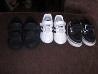 X3 Boys shoes size 5 - 6 toddlers