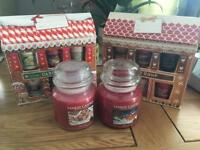 Yankee Candle Christmas bundle/gift sets