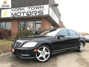 2013 Mercedes-Benz S-Class S550|AMG-LWB|NIGHTVISIION|SPORT|4MATI