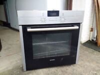 Siemens HT5HBP7 Single built in oven. Needs repair