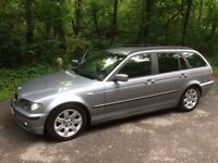 BMW 320d Tourer Limited Edition 2004