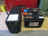 Smart ups 1000 backup power supply
