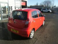 2012 61 HYUNDAI I10 1.2 CLASSIC 5D 85 BHP **** GUARANTEED FINANCE **** PART EX WELCOME