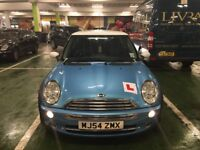 Mini Cooper One, 50k miles only! Full leather, hands free, alloys