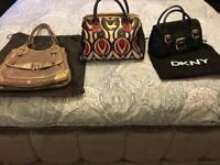 Ladies Genuine Designer Handbags.