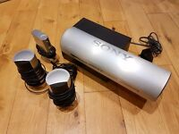 Sony SRS-DZ10 2.1 Speakers.