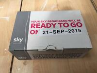 Sky box (router )