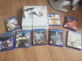 PS4 plus games.