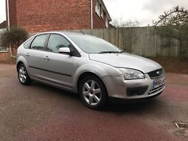 2007 Ford Focus 1.6 Sport - Low Mileage!!