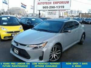 2014 Scion TC Auto Sport Alloys/Pano Roof/Bluetooth &GPS*