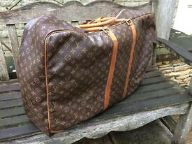 Genuine Louis Vuitton Monogrammed Sirius 70 Soft Travel Bag. RRP £1540.