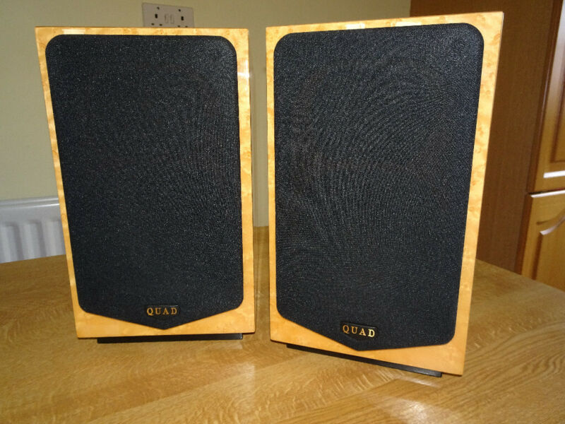 Quad Speakers for sale  Bridgwater, Somerset
