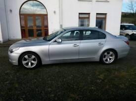 SILVER 2007 BMW 530 D SE, Automatic/ 6 Gear triptronic, 275 BHP