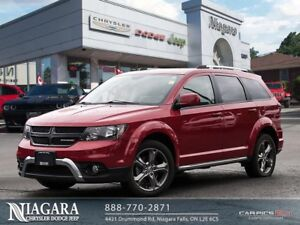 2016 Dodge Journey | CROSSROAD | NAV | LEATHER | BACK UP | SUNRO