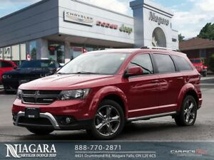 2016 Dodge Journey CROSSROAD | NAV | LEATHER | BACK UP | SUNROOF