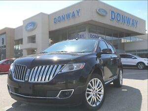 2014 Lincoln MKX    ALL WHEEL DRIVE   1 OWNER   LOW KM'S