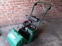 qualcast classic 35s self propelled petrol lawnmower for sale