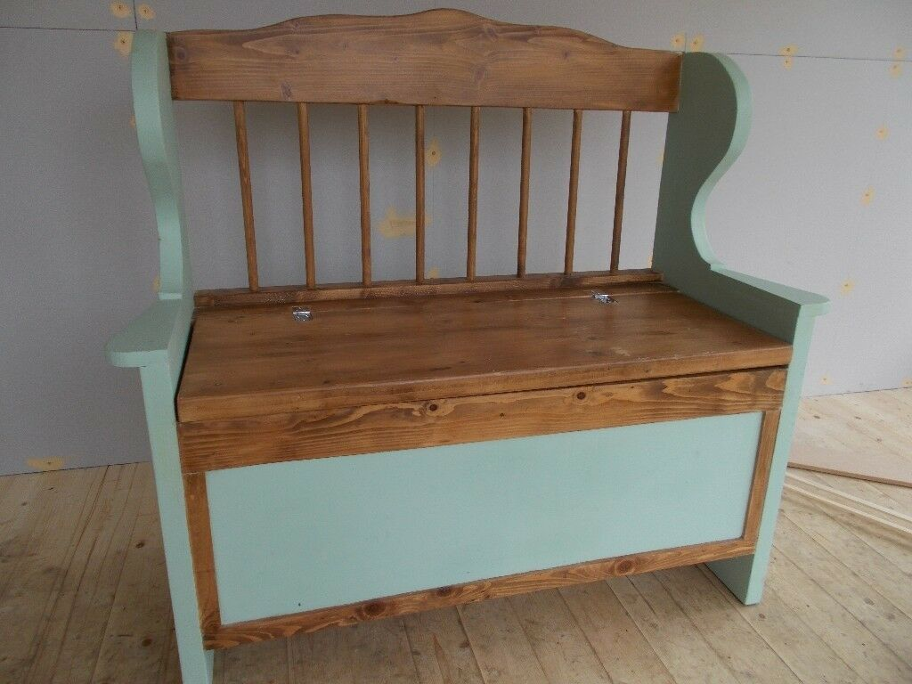 Small Bench Seat(with storage space)