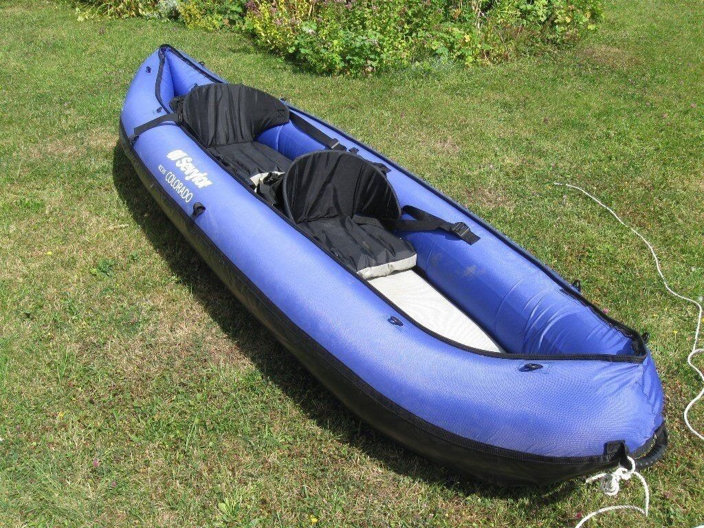Sevylor Colorado Inflatable Kayak | in Bournemouth, Dorset | Gumtree