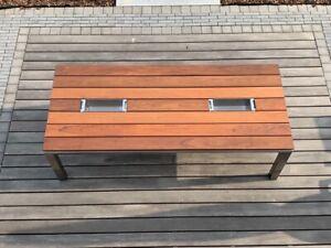 Gartenmobel Holz Mobel Gebraucht Kaufen Ebay Kleinanzeigen