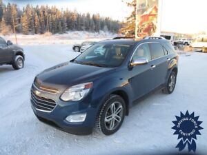 2016 Chevrolet Equinox LTZ All Wheel Drive w/Backup Camera