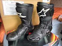 Alpinstars SMX + boots