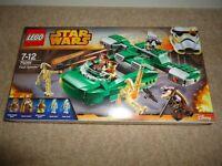 STAR WARS LEGO 75091 NEW