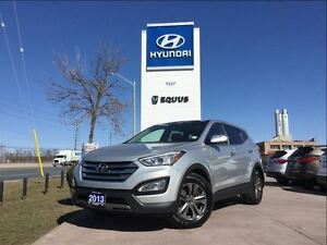 2013 Hyundai Santa Fe LUXURY - PANORAMIC SUNROOF