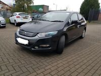 HONDA INSIGHT HYBRID CAR FOR SALE- VALID PCO & MOT- UBER APPROVED- READY TO WORK