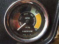 Smiths classic 2 inch vacuum gauge