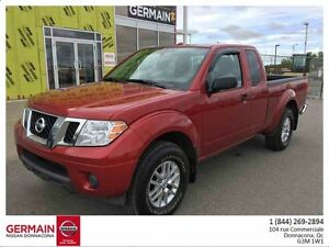 2016 Nissan FRONTIER 4WD KING CAB SV **GANRANTIE COMPLÈTE**