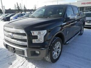 2016 Ford F-150 King Ranch NAV Leather Sunroof Remote Start