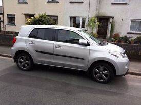 Toyota Urbancruiser, 2012, 4 WD, 1.4, Genuine rare car for sale, now reduced for quick sale.