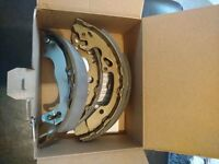 Ford Focus 02 petrol brake shoes