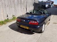 FOR SALE mgf mg convertable