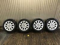 "Genuine 16"" Seat Leon alloy wheels #1 - 5x112 - Will fit VW, Audi, Skoda"